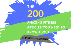 fitness articles